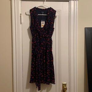NWT Floral Chaos dress